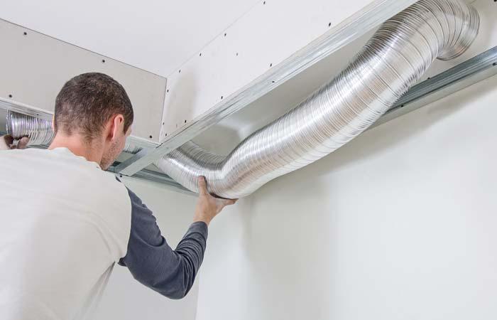 Приточная вентиляция для квартиры: виды, назначение, монтаж