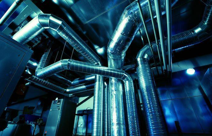 Монтаж инженерных систем вентиляции: виды, этапы монтажа