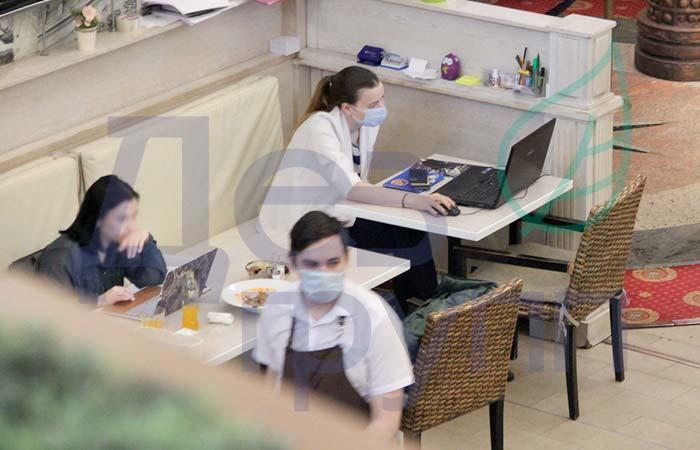 Профилактика коронавируса в офисе
