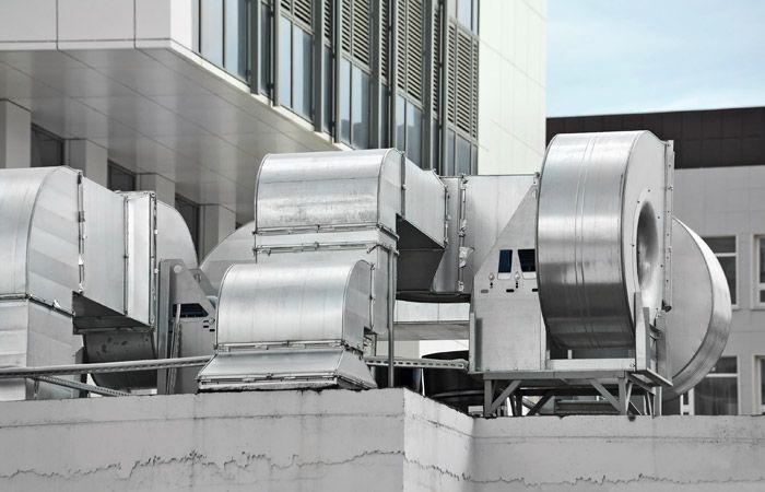 Монтаж вентиляционных коробов: нормативы, типы воздуховодов, способы монтажа