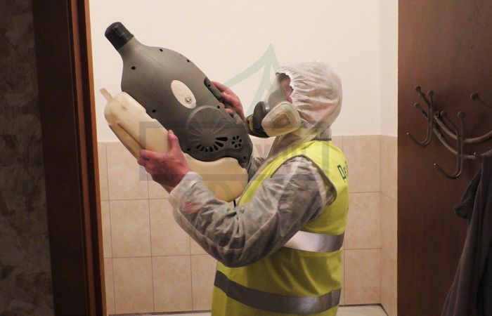 Как избавиться от плесени в ванной в Москве
